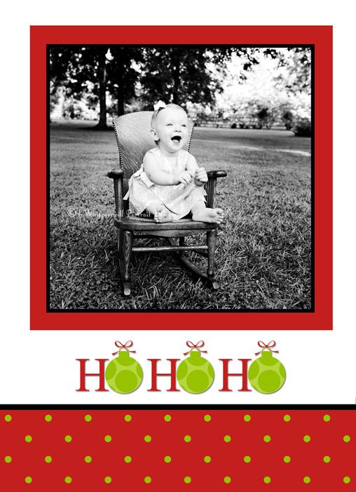 Ho ho ho front wb